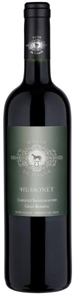 Haras de Pirque, Hussonet Cabernet Sauvignon, 2014/2015