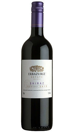 Vina Errazuriz, Estate Shiraz,2015/2016