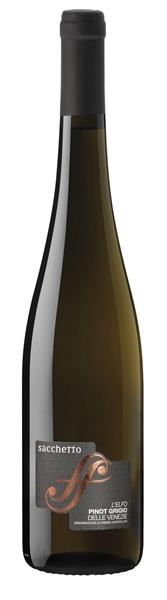 Sacchetto, Pinot Grigio del Veneto IGT L'Elfo, 2018/2019