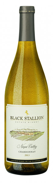 Black Stallion Estate Winery, Chardonnay, 2018