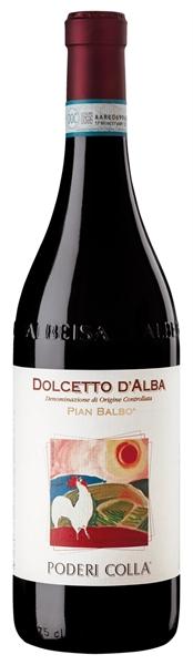 Poderi Colla, Dolcetto d'Alba Pian Balbo, 2014