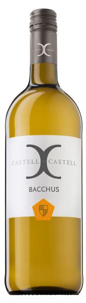Castell-Castell, Bacchus (Literflasche), 2018/2019