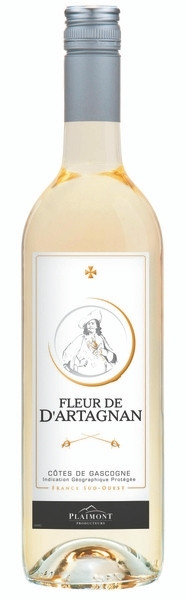 Fleur de d'Artagnan, Fleur de d'Artagnan Blanc, 2019