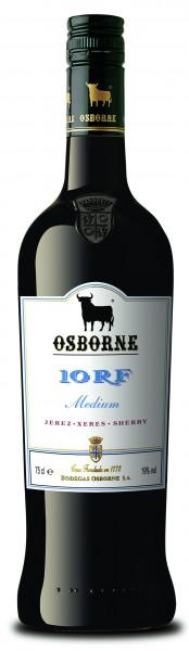 Osborne, Sherry 10 RF Medium