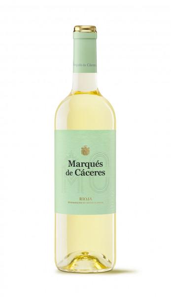 Marques de Caceres, Blanco, 2017