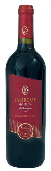 Ferruccio Deiana, Sanremy Monica di Sardegna DOC, 2015