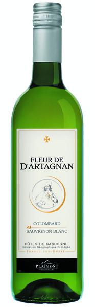 Fleur de d'Artagnan, Colombard-Sauvignon, 2017