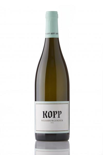 Weingut Kopp, Weissburgunder Gutswein trocken, 2018