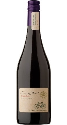 Cono Sur, Organic Pinot Noir, 2017