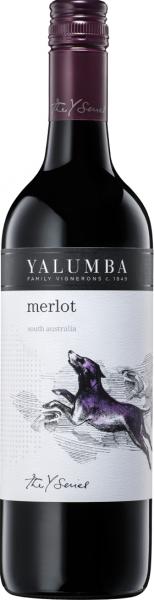 Yalumba, Merlot Y, 2016