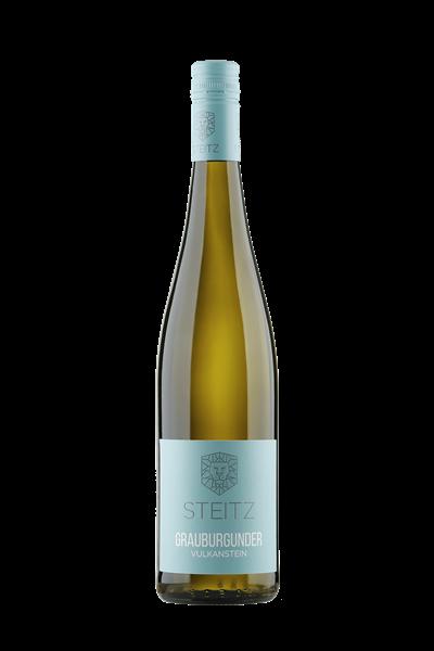 Weingut Steitz, Grauburgunder QbA trocken Vulkanstein, 2018
