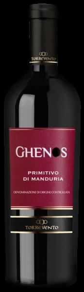 Torrevento, Ghenos Primitivo di Manduria, 2015