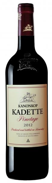 Kanonkop, Kadette Pinotage, 2017