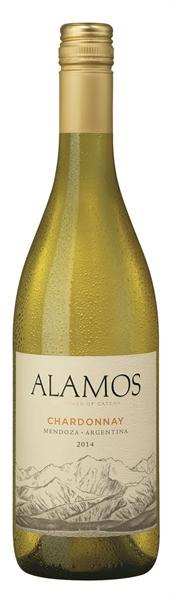 Bodega Catena Zapata , Alamos Chardonnay, 2016/2017