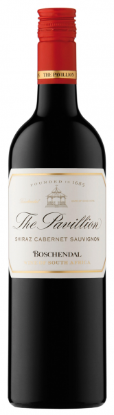 Boschendal, The Pavillion, Shiraz/Cabernet Sauvignon, 2017