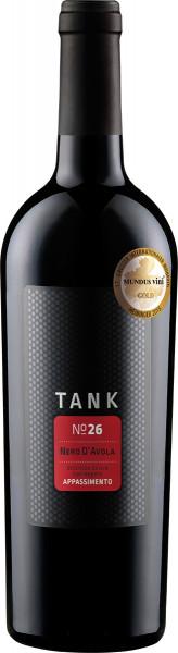 Camivini, Tank 26 Nero d'Avola IGT Appassimento, 2017/2018