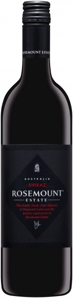 Rosemount, Diamond Label Shiraz, 2017