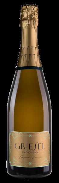 Griesel, Grande Cuvée Dosage Zero, 2014