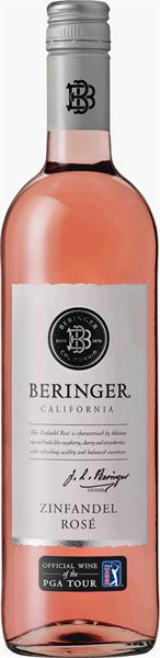 Beringer, Zinfandel Rosé, 2017/2018